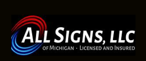 All Sign Logo Professional Installation